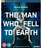 The Man Who Fell to Earth (1976) Collector's Edition (Blu-ray + 2 DVD + CD)