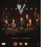 Vikings - Kausi 4 vol 1 (3 Blu-ray)