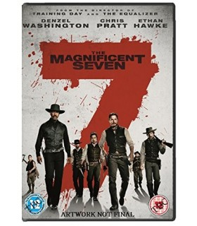 The Magnificent Seven (2016) DVD