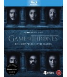 Game of Thrones - Kausi 6. (2011-) (4 Blu-ray)