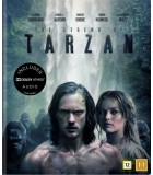 The Legend of Tarzan (2016) Blu-ray