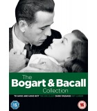 Bogart & Bacall - Collection (4 DVD)