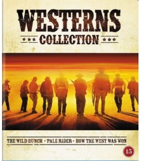 Westerns - Collection (3 Blu-ray)
