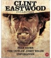 Clint Eastwood - Western Collection (3 Blu-ray)
