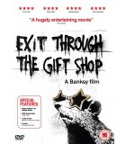 Exit Through the Gift Shop (2010) DVD