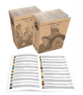 Fennada - Täydellinen Kokoelma (63 DVD)