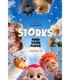 Storks (2016) Blu-ray
