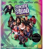 Suicide Squad (2016) Extended Cut (2 Blu-ray)