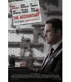The Accountant (2016) DVD