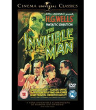 The Invisible Man (1933) DVD