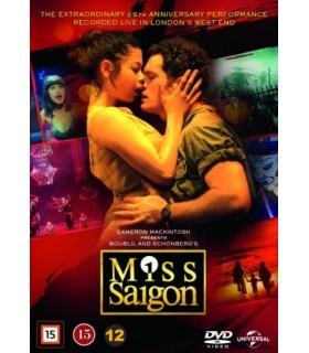 Miss Saigon: 25th Anniversary (2016) DVD