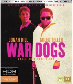War Dogs (2016) (4K UHD + Blu-ray)