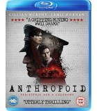 Anthropoid (2016) Blu-ray