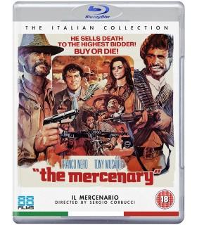 The Mercenary (1968) Blu-ray