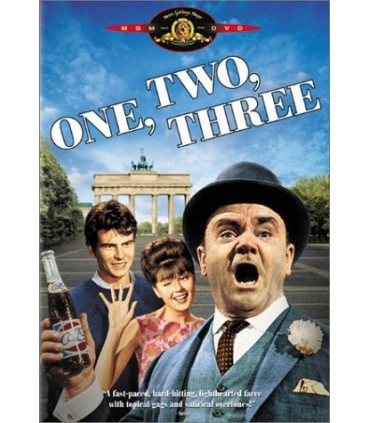 One, Two, Three (1961) DVD
