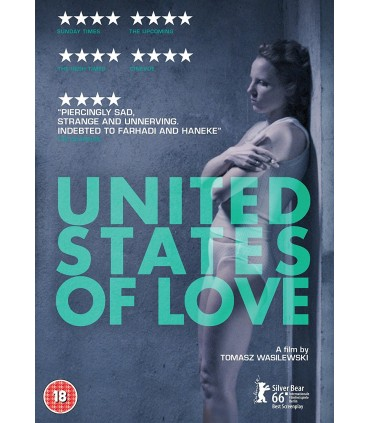 United States of Love (2016) DVD