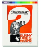 Bunny Lake Is Missing (1965) (Blu-ray + DVD)