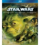 Star Wars: The Prequel Trilogy (3 Blu-ray)