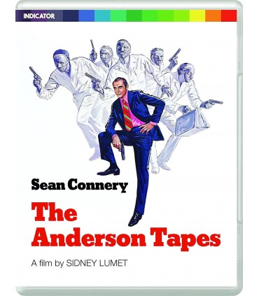 The Anderson Tapes  (1971) Bluray  22.2.
