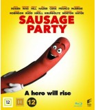 Sausage Party (2016) Blu-ray