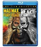 Mad Max - Fury Road (2015) / Black & Chrome Edition (2 Blu-ray)