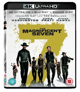 The Magnificent Seven (2016) (4K UHD + 2 Blu-ray)