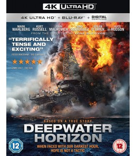 Deepwater Horizon (2016) (4K UHD + Blu-ray)