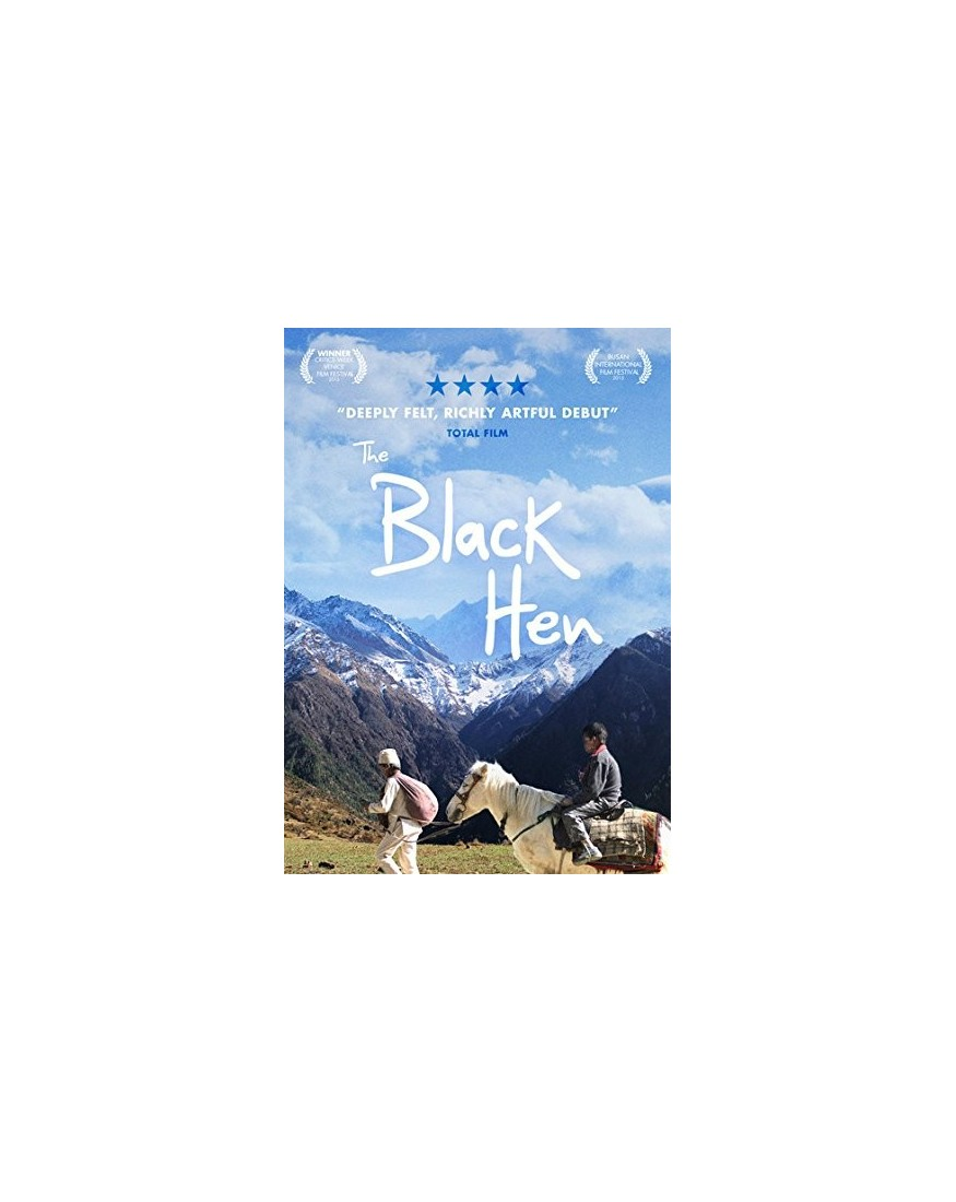 The Black Hen 2015 Dvd