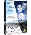 The Snows of Kilimanjaro (1952) DVD