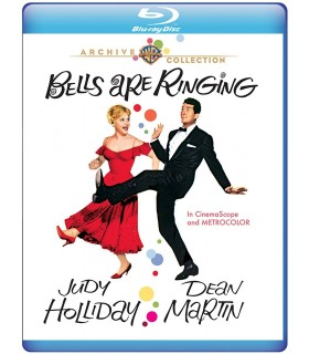 Bells are Ringing (1960) Blu-ray