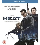 Heat (1995) Remastered (2 Blu-ray)
