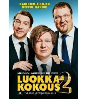 Luokkakokous 2 - Polttarit (2016) Blu-ray