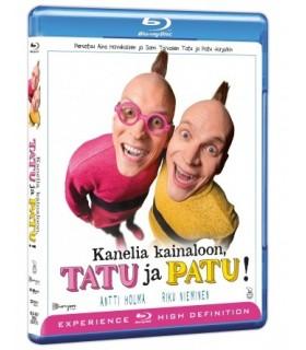 Kanelia kainaloon, Tatu ja Patu! (2016) Blu-ray