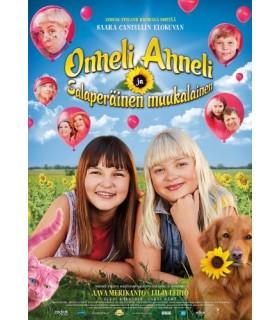 Onneli, Anneli ja salaperäinen muukalainen (2017) Blu-ray