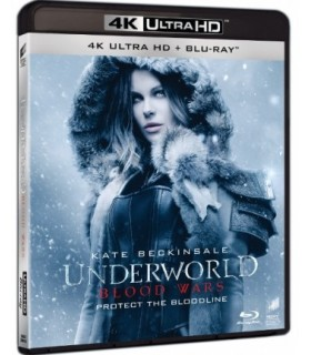 Underworld: Blood Wars (2016) (4K UHD + Blu-ray)