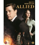 Allied (2016) DVD