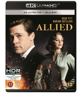 Allied (2016) (4K UHD + Blu-ray)