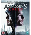 Assassin's Creed (2016) (3D + 2D Blu-ray)