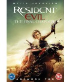 Resident Evil: The Final Chapter (2016) DVD