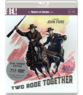 Two Rode Together (1961) Blu-Ray/DVD