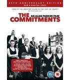 The Commitments (1991)  25th Anniversary Edition DVD