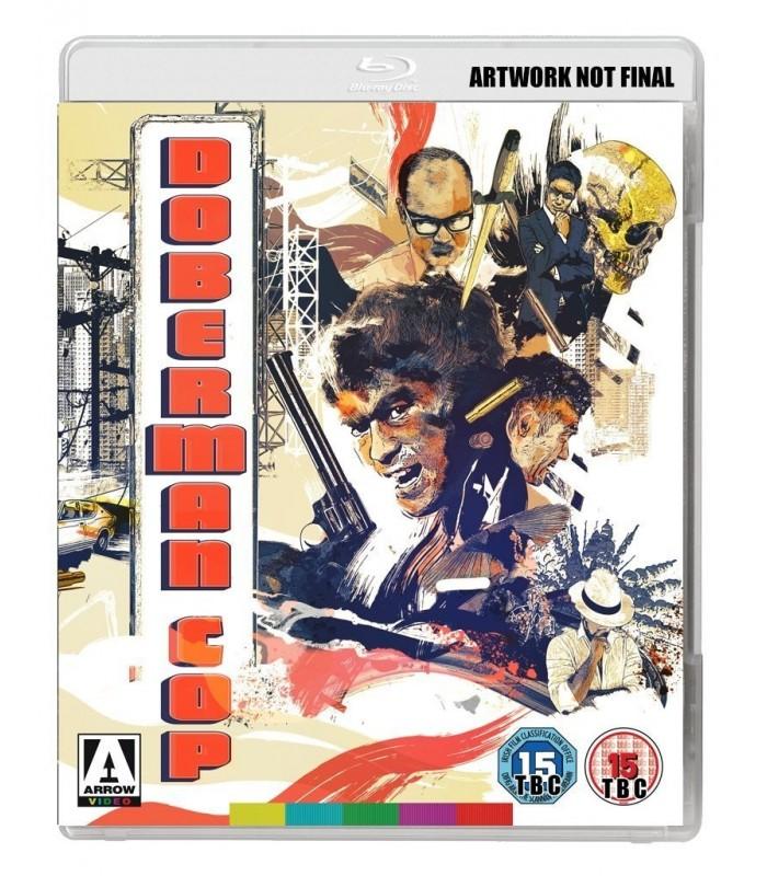 Doberman Cop (1977) (Blu-ray + DVD) 28.6.