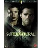 Supernatural - Kausi 11 (6 DVD)