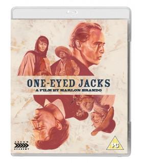 One-Eyed Jacks (1961) Blu-ray + DVD