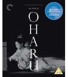 The Life Of Oharu (1952) Blu-ray