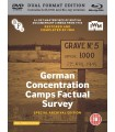 German Concentration Camps Factual Survey (2017) (Blu-ray + 2 DVD)