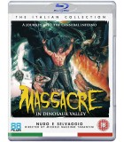 Massacre In Dinosaur Valley (1985) Blu-ray