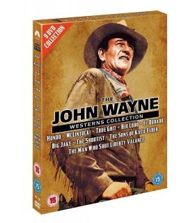 John Wayne Western Collection (9DVD)