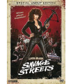 Savage Streets (1984) DVD