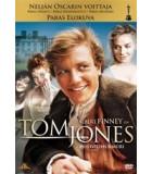 Tom Jones - hulivilihurmuri (1963) DVD